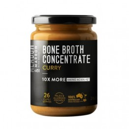 Meadow & Marrow Bone Broth Concentrate 26 serves - Curry