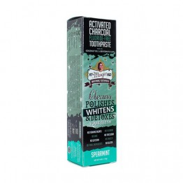 My Magic Mud Whitening Charcoal Toothpaste 113g - Spearmint