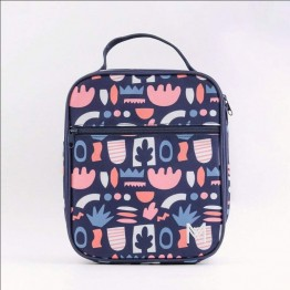 MontiiCo Insulated Lunch Bag - Blossom