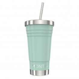 MontiiCo Smoothie Cup - 450ml Eucalyptus