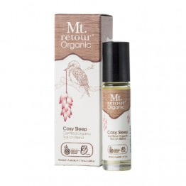 Mt Retour Organic Essential Oil Blend - 10ml roll-on - Cosy Sleep