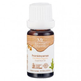 Mt Retour Certified Organic Essential Oil - Frankincense Oil