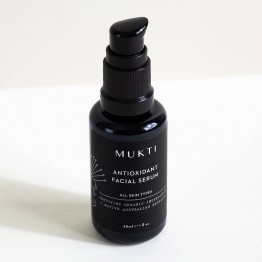 Mukti Antioxidant Facial Serum - 30ml