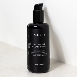 Mukti Balancing Cleansing Gel 200ml