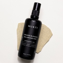 Mukti Orange Blossom Balancing Mist Toner 100ml