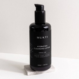 Mukti Hydrating Cleansing Lotion 200ml