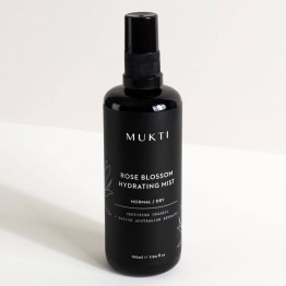 Mukti Rose Blossom Hydrating Mist Toner - 100ml