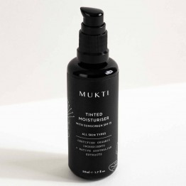Mukti Tinted Moisturiser with Sunscreen SPF15 - 50ml