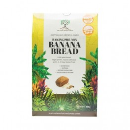 Natural Evolution Gluten Free Banana Bread Mix - 435g