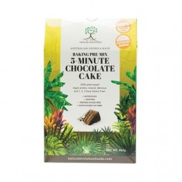 Natural Evolution Gluten Free 5 Minute Chocolate Cake Mix - 465g