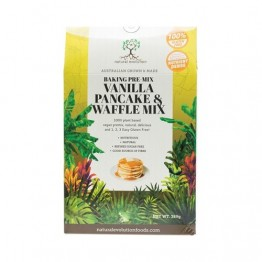 Natural Evolution Gluten Free Vanilla Pancake & Waffle Mix - 389g
