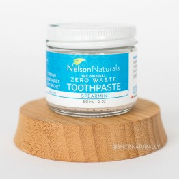 Nelson Naturals Toothpaste 60ml - Spearmint