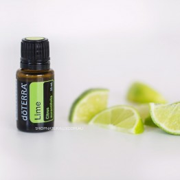 doTERRA Lime Essential Oil - 15ml