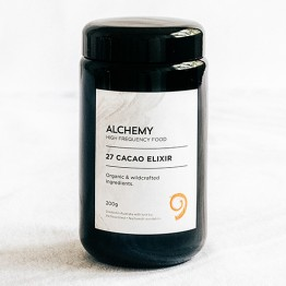 Nourished + Nurtured Alchemy Cacao Elixir - 200g in Miron Glass