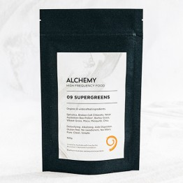 Nourished + Nurtured Alchemy Supergreens - 150g Refill Pouch