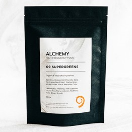 Nourished + Nurtured Alchemy Supergreens - 300g Refill Pouch