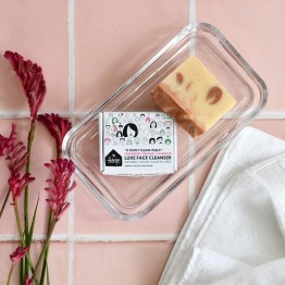 No Nasties Home Luxe Face Cleanser Bar - 125g