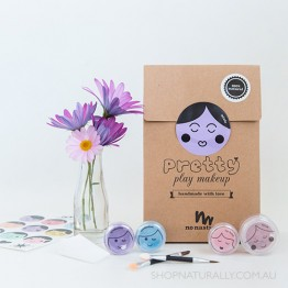 No Nasties Kids Pretty Play Makeup Pack - Nixie (purple)