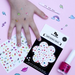 No Nasties Nail Sticker Sheet