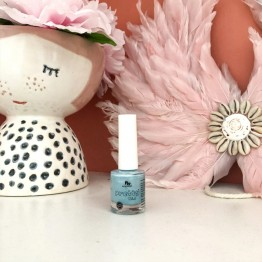 No Nasties Water Based Peelable Nail Polish - Teal