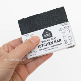 No Nasties Home Kitchen Bar 125g - Mint