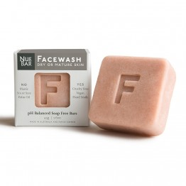 Nuebar Facewash Bar for Dry or Mature Skin - 45g