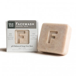 Nuebar Facewash Bar for Normal Skin - 45g