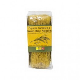 Nutritionist Choice Brown Rice & Pumpkin Noodles - 200g