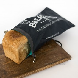 Onya Reusable Bread Bag - Charcoal