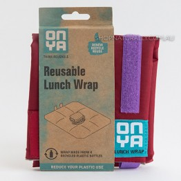 Onya Reusable Lunch Wrap - Chilli