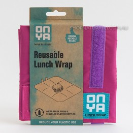 Onya Reusable Lunch Wrap - Pink