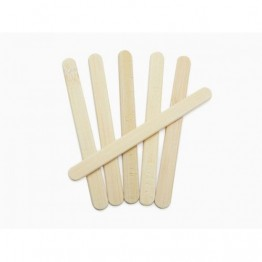 Onyx Bamboo Popsicle Sticks - 24
