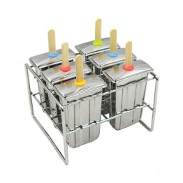 Onyx Stainless Steel Popsicle Maker - paddle style