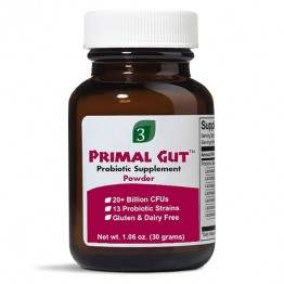 Organic 3 Primal Gut Powder - 30g