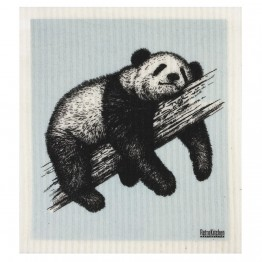 Retro Kitchen Swedish Dish Cloth - Sketch Panda