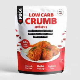 PBCo Low Carb Crumb 300g - Hot & Spicy