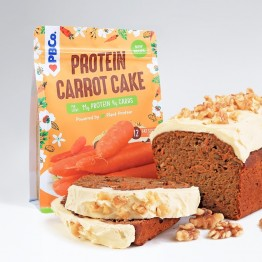 PBCo Plant Based Protein Carrot Cake Mix 320g