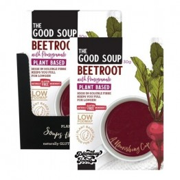 Plantasy Foods The Good Soup Beetroot with Pomegranate -30g
