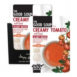 Plantasy Foods The Good Soup Creamy Tomato with Basil -30g