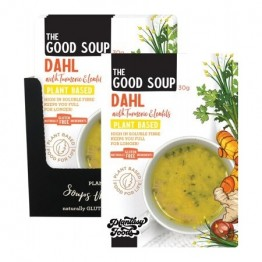 Plantasy Foods The Good Soup Dahl with Turmeric and Lentils - 30g