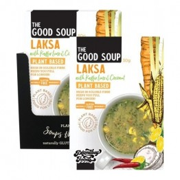 Plantasy Foods The Good Soup Laksa Kaffir Lime and Coconut - 30g