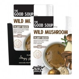 Plantasy Foods The Good Soup Wild Mushroom - 30g