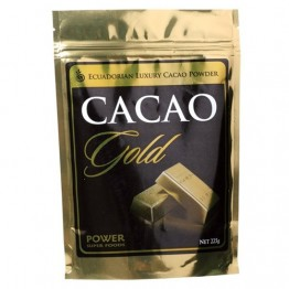 Power Super Foods Raw Organic Cacao Gold Powder - 450g