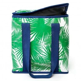 Project Ten Insulated Shopping Bag - Palms
