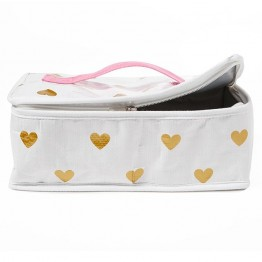 Project Ten Insulated Lunch Bag - Hearts