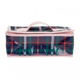 Project Ten Insulated Lunch Bag - Plaid