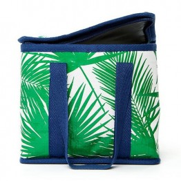 Project Ten Mini Cube Insulated Lunch Bag - palms