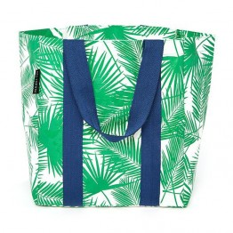 Project Ten Shopping Bag - Palms