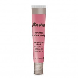 Raww Fruit Fusion Tinted Lip Oil 12ml - Strawberry Spritz