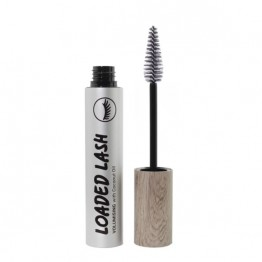 Raww Loaded Lash Volumising Mascara - Carbon (black)